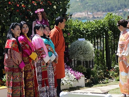 ブータン国の一夫一婦と複婚 - ...