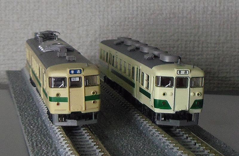 713系717系前面