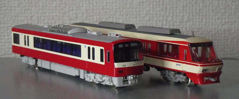 京急と西鉄