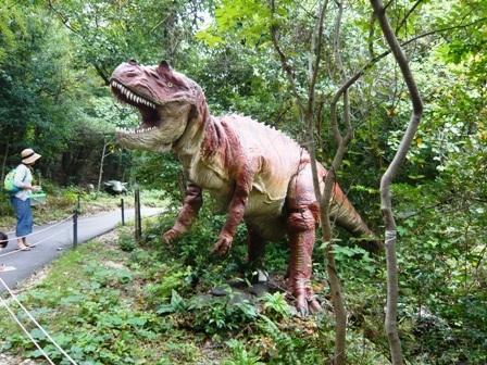 ディノアドベンチャー:2アロサウルス1