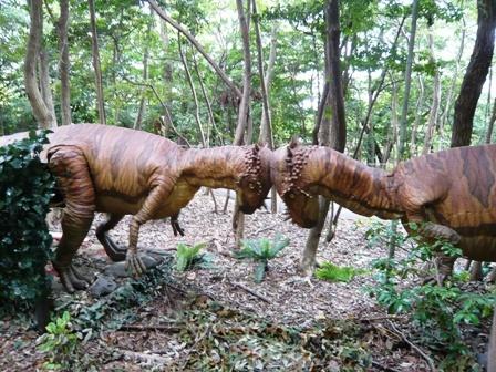 ディノアドベンチャー:6パキケファロサウルス3