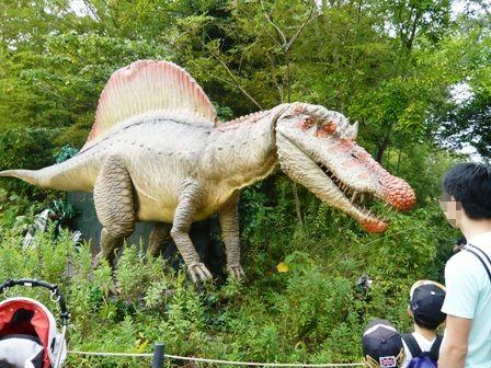 ディノアドベンチャー:7スピノサウルス2