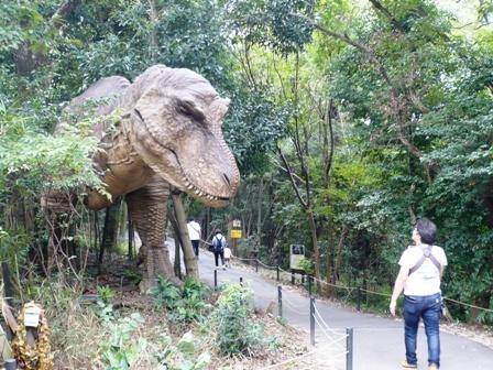 ディノアドベンチャー:9ティラノサウルス2