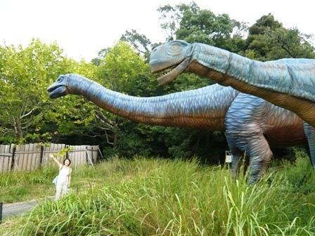 ディノアドベンチャー:16カマラサウルス、17アパトサウルス2
