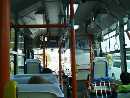 鐘庵:名鉄バス1