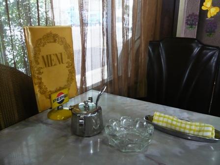 喫茶サボン:店内1