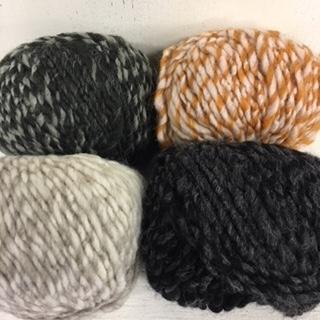 毛糸サンプル
