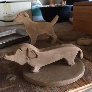 犬作りサンプル