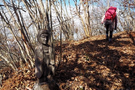 木彫り地蔵