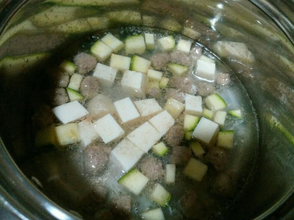 麻婆豆腐風あんかけこ?飯の作り方3