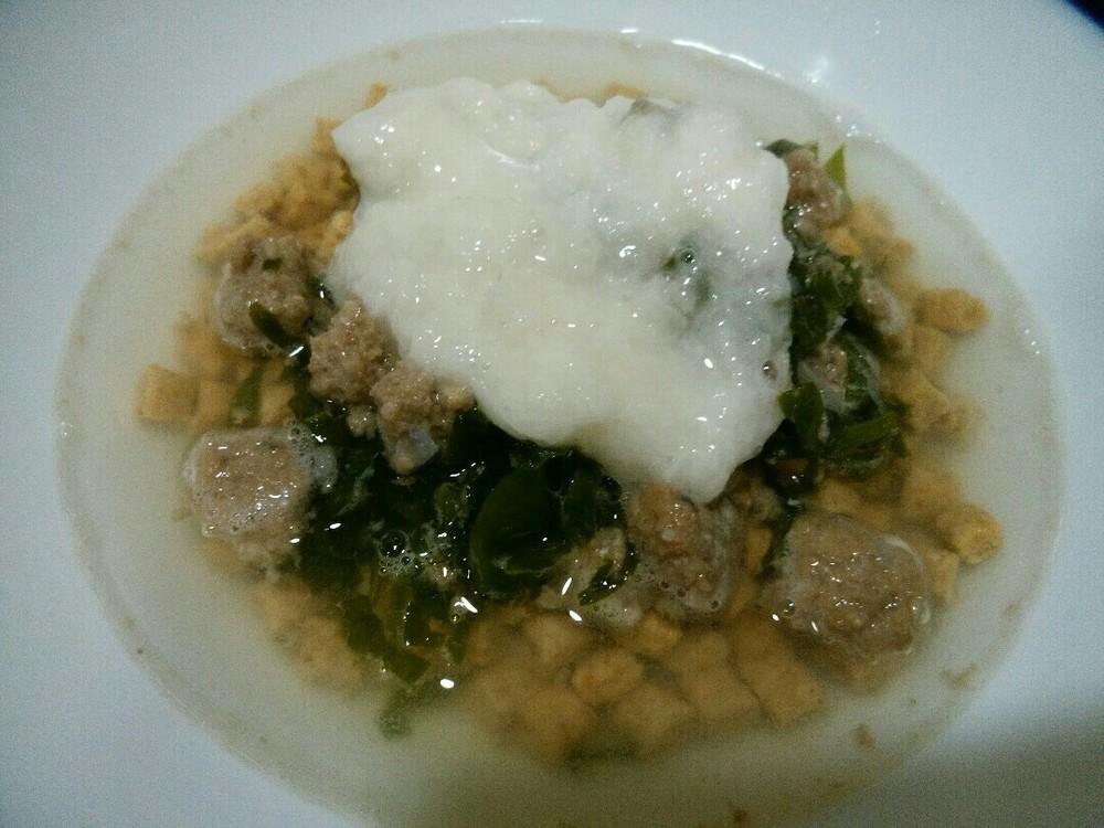 とろろのっけスープご飯の作り方5