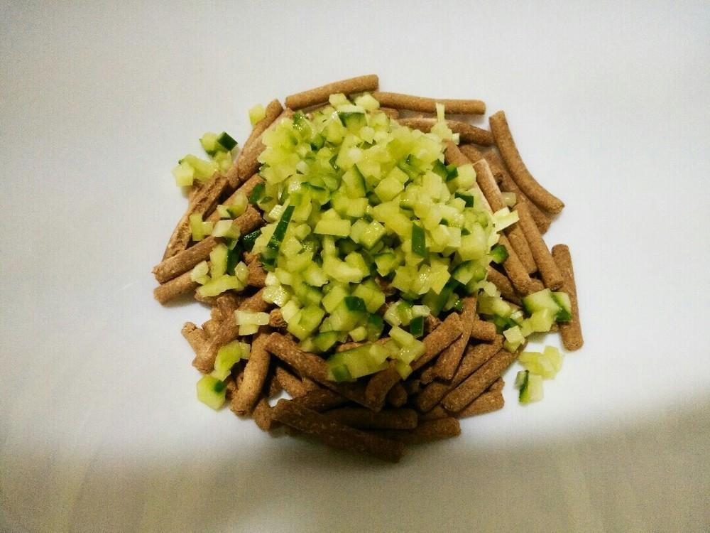 鶏肉ときゅうりのっけごはんの作り方5