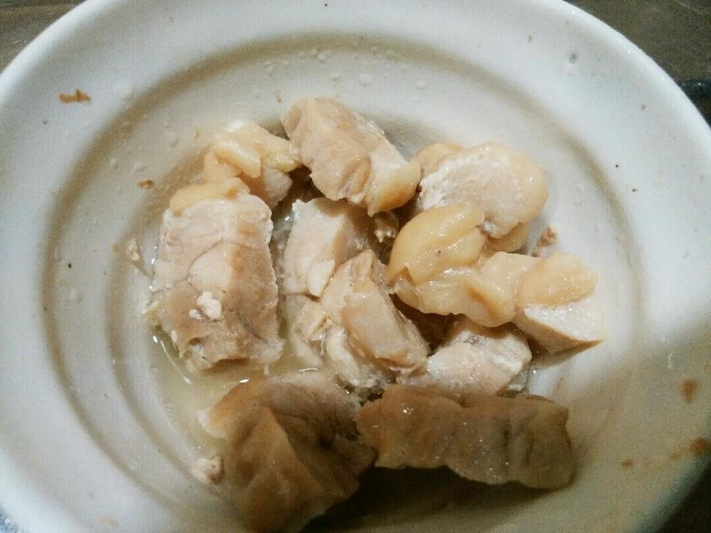 鶏肉ときゅうりのっけごはんの作り方2