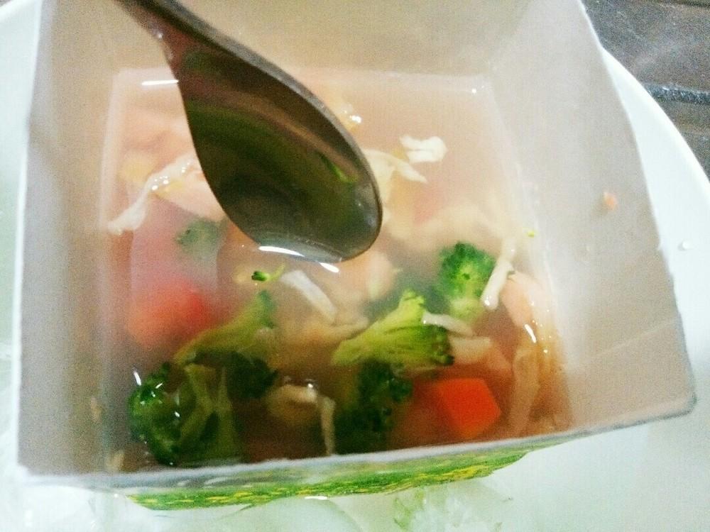 鮭と野菜のゼリー寄せの作り方9