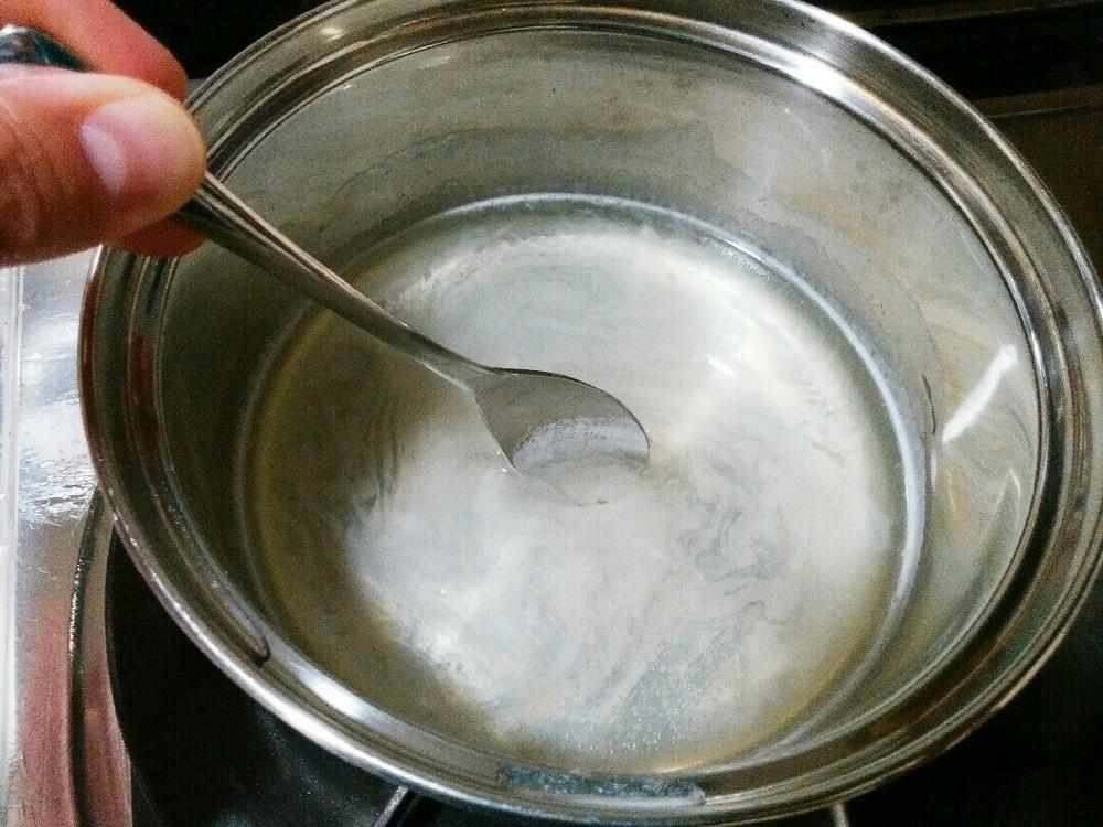 鮭と野菜のゼリー寄せの作り方3