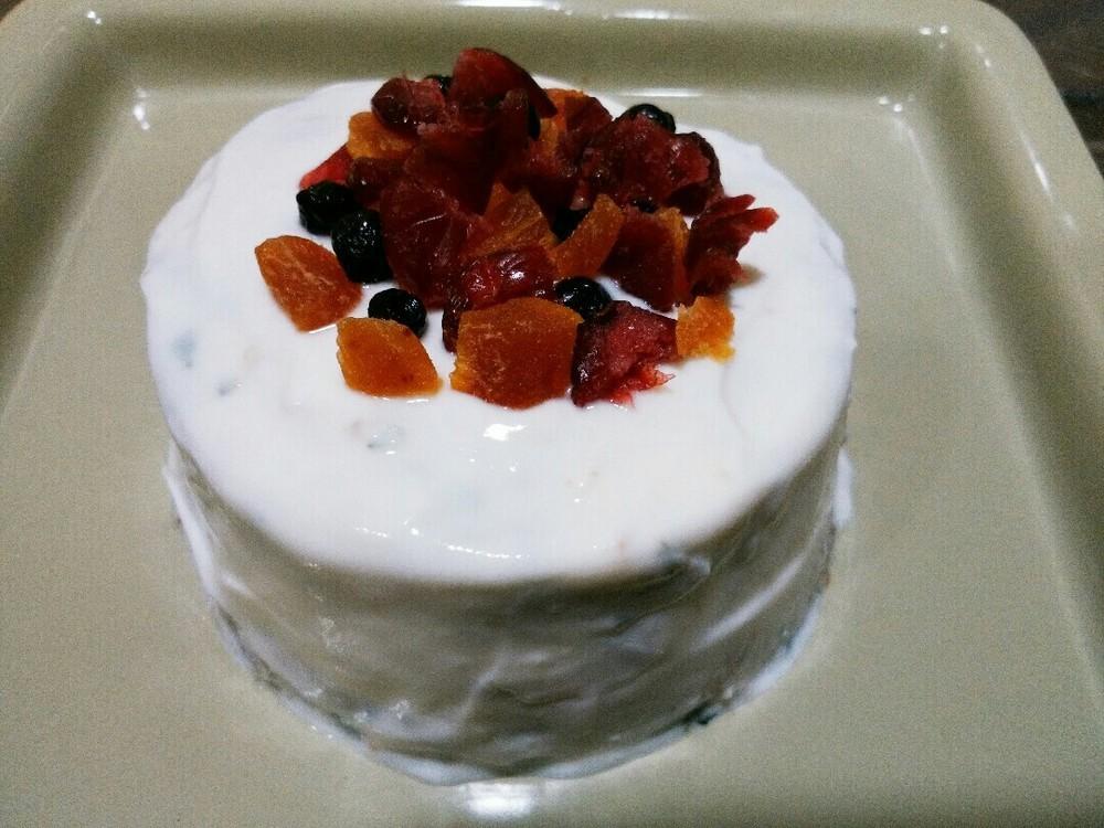 クリスマスケーキ風ごはんの作り方8