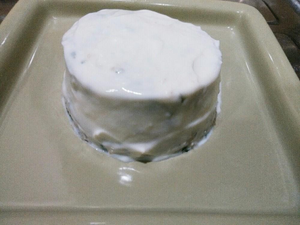 クリスマスケーキ風ごはんの作り方7