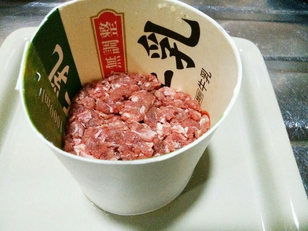 クリスマスケーキ風ごはんの作り方4