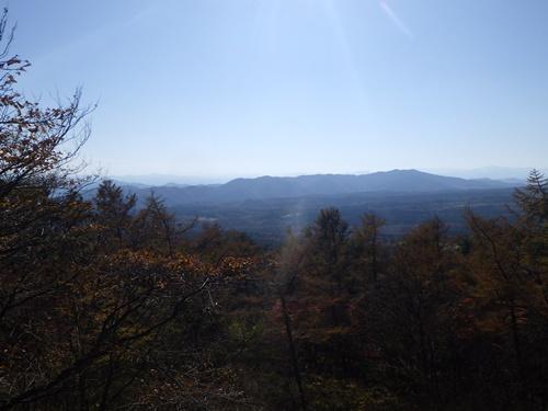 栃木県県民の森 展望コースを歩く!