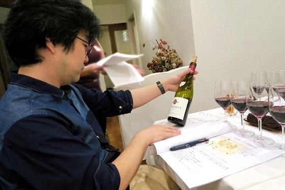 2017年10年大人ワイン_講義の模様1
