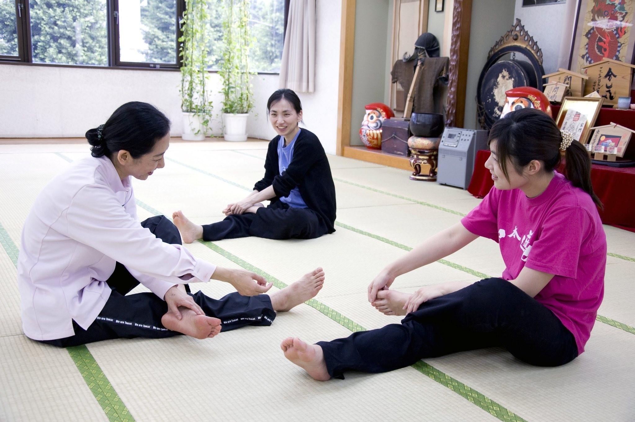 札幌で習える! ☆ 令和の冬、気功の大元「気のトレーニング」で、心も体も元気に、免疫力アップしよう!