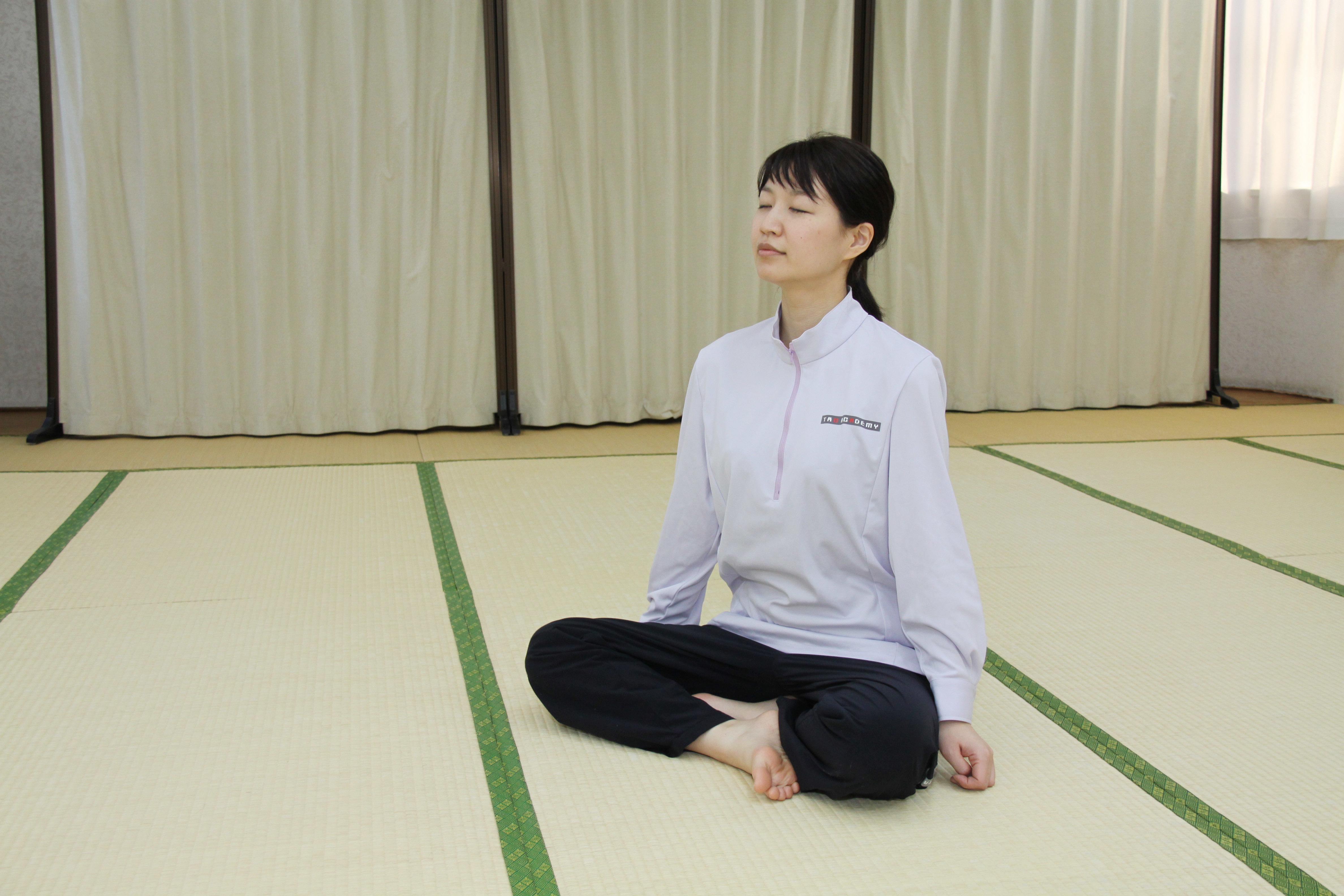 函館 TSUTAYAで習える! 気のトレーニング体験レッスン