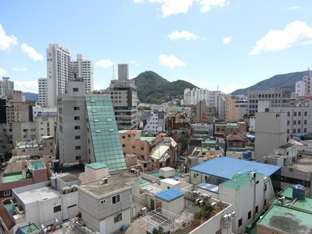 釜山駅10