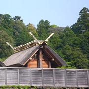 伊勢神宮内宮正殿Wikimedia