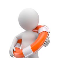 浮き輪人形Pixabay