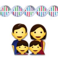 家族の遺伝