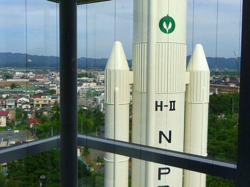 角田台山公園12スペースタワーエレベーター