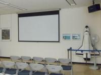 JAXA角田宇宙センター8レクチャールーム