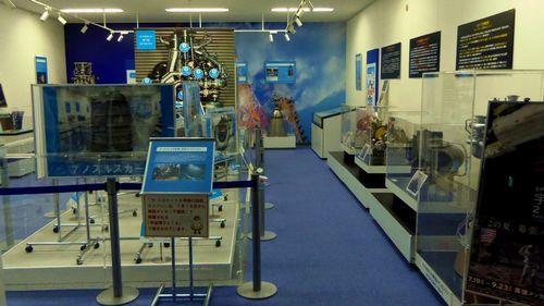 JAXA角田宇宙センター9ロケットエンジンのあゆみ