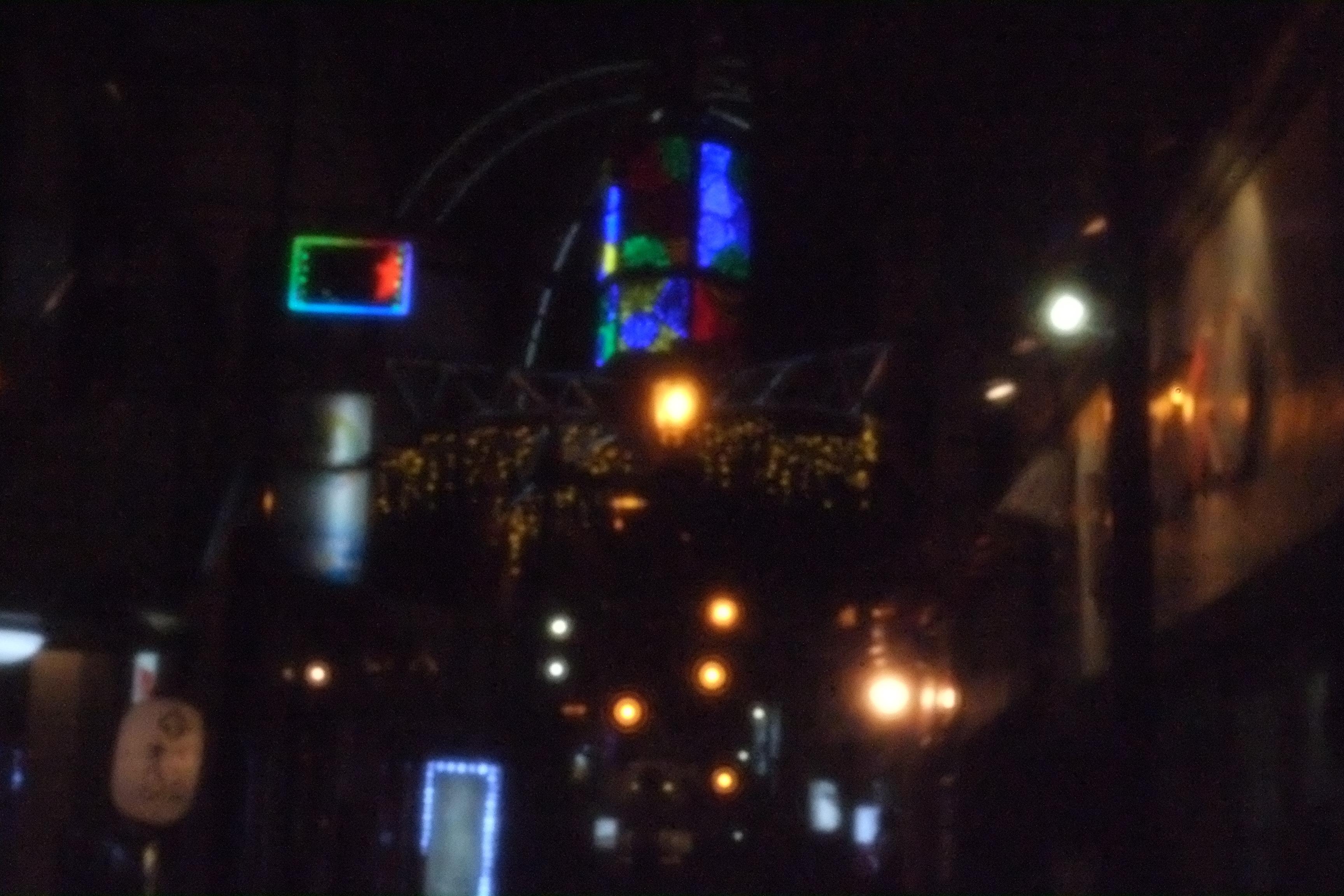 街灯写真10(ピンホールレンズ)