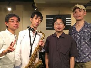 Ts川村信一Quartetメンバー1