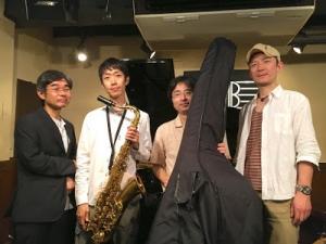 Ts川村信一Quartetメンバー171012