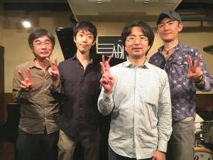 Ts川村信一Quartetメンバー171107