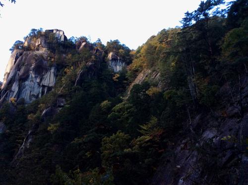 20171103 覚円峰から仙娥滝まで (4)