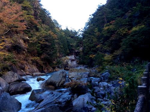 20171103 覚円峰から仙娥滝まで (3)