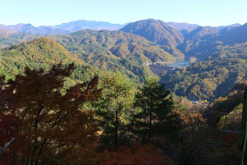 20171105 昇仙峡ロープウェイ (2)