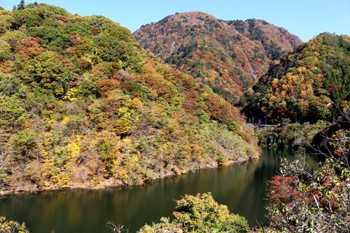 20171105荒川ダム (4)