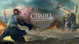 ARKシステムでスカイリム+ハリポタ??サンドボックス型サバイバルRPG「Citadel: Forged with Fire」がSteamで発売中!!日本語化は?