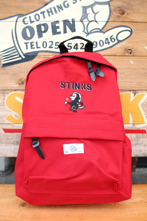 SNOID STINKS Backpack11