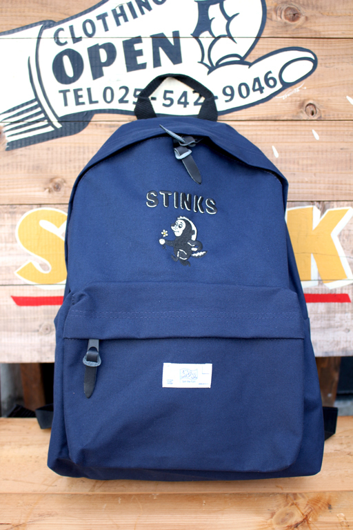 SNOID STINKS Backpack20