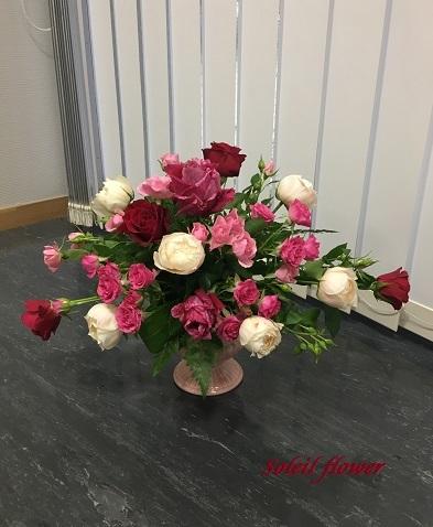 薔薇17日置