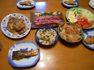 9.29夕食