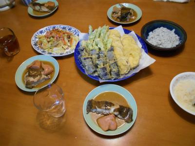 10.6夕食