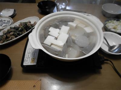 301012簡単湯豆腐