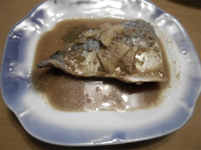 301013サバの味噌煮