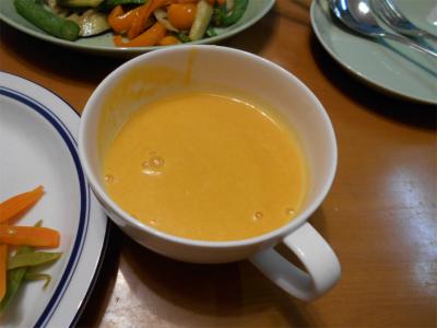 301004バターナッツのスープ
